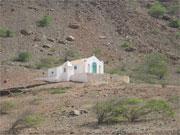 Kapverden Boa Vista Kapelle