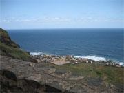 Kapverden: Fogo Ausblick Meer
