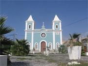 Kapverden Kirche Fogo