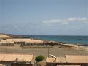 Kapverden Sal Ort