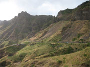 Santiago Wandern Berge