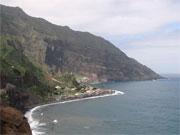 Kapverden Santo Antao Küste